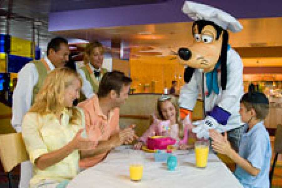 Dream Vacation Builders Disney Character Dining Anaheim/Anaheim Orange County Tickets Only