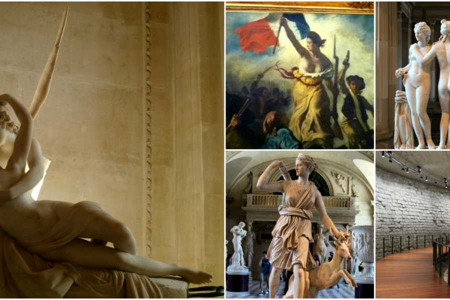 Culture and Adventure Uncovering the Louvre secrets