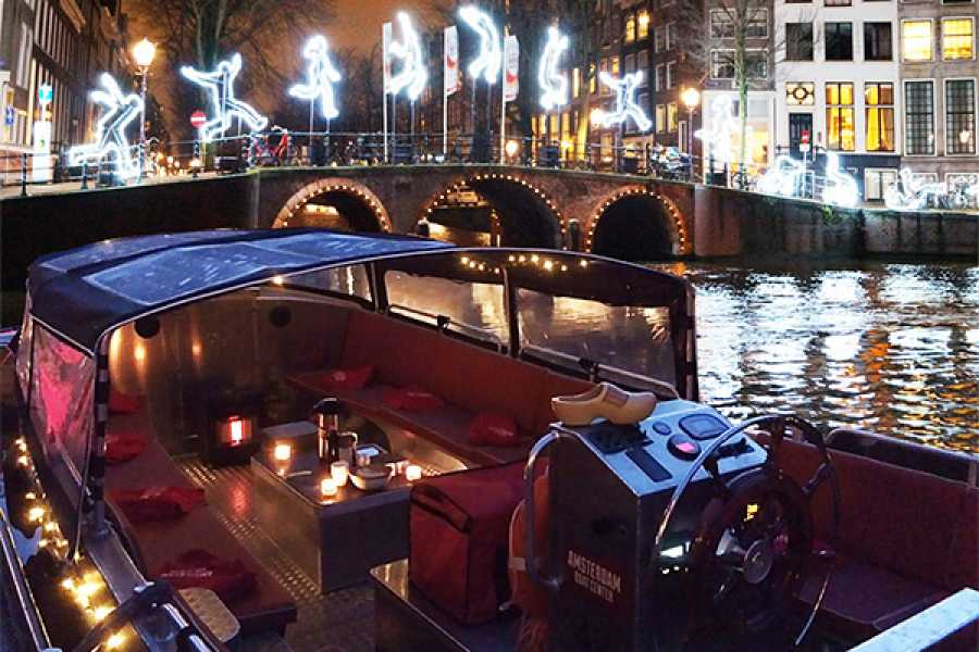 Amsterdam Boat Center ALF - Open Boat Tour