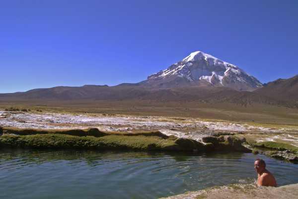 Late Bolivia PARQUE NACIONAL SAJAMA
