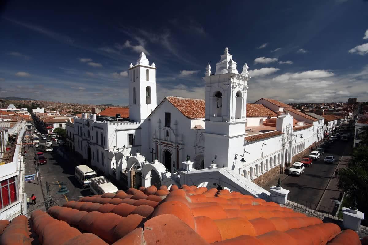 Late Bolivia SUCRE Y POTOSÍ: CIUDADES PATRIMONIO DE LA HUMANIDAD