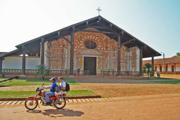 Late Bolivia JESUIT MISSIONS OF CHIQUITOS