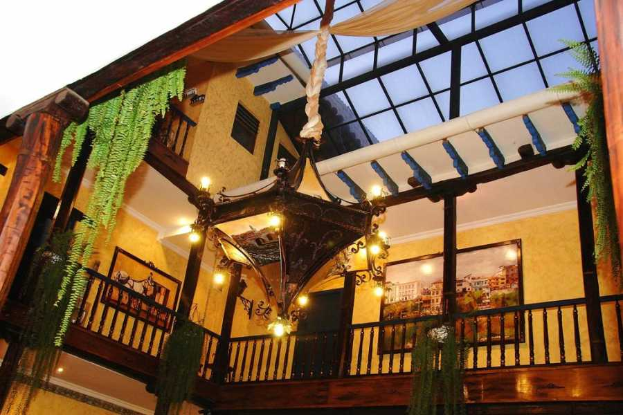 Viajando por Ecuador HOTEL BOUTIQUE LOS BALCONES