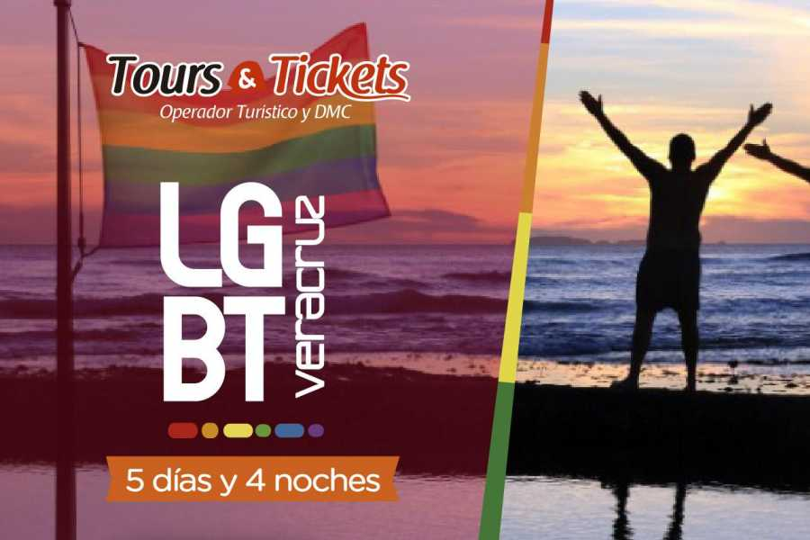 Tours y Tickets Operador Turístico LGBT – 5 DAYS, 4 NIGHTS