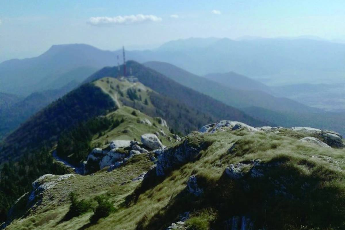 Degenija Tours Plješevica mountain hiking tour
