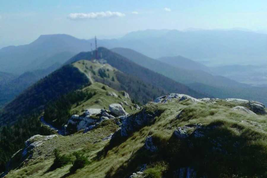 Degenija Tours Plješevica mountain hiking tour