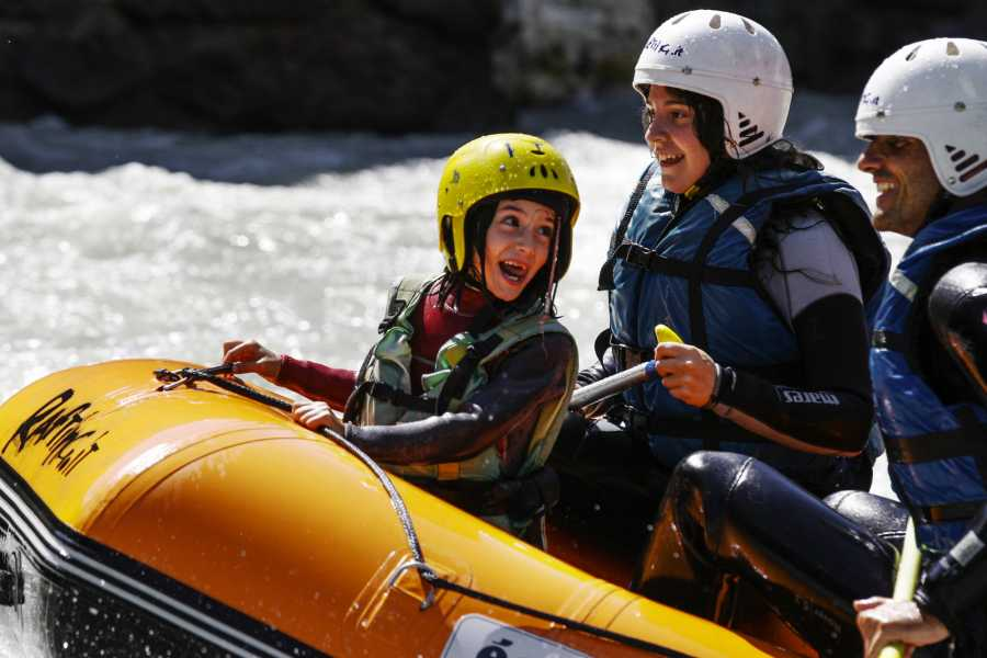 Rafting.it Rafting Familia Bautismo TOP 3pax