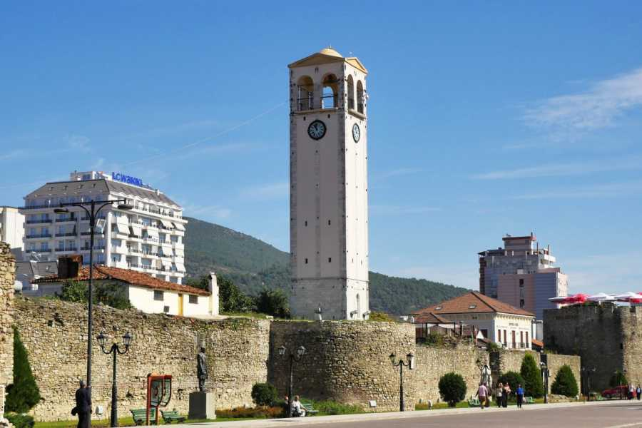 JONA TRAVEL DMC - LUFTHANSA CITY CENTER Elbasan, Pogradec and Korca