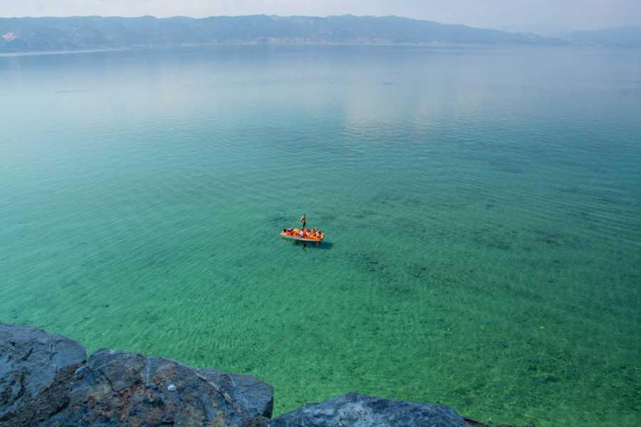 JONA TRAVEL DMC - LUFTHANSA CITY CENTER Lake Ohrid