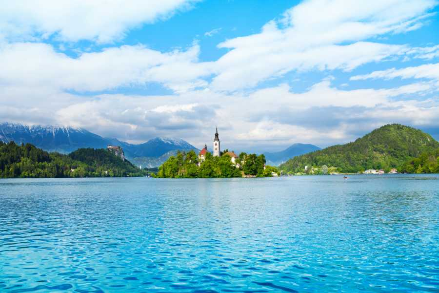 ToDoInSlovenia, brand of Kompas d.d. Private tour to Lake Bled & Cream Cake Tasting