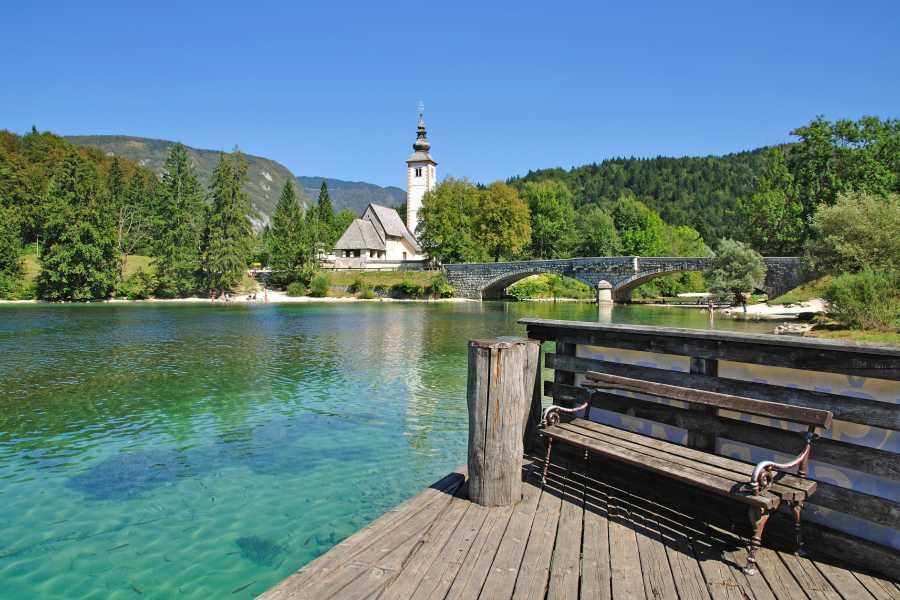 ToDoInSlovenia, brand of Kompas d.d. Private tour to Lake Bled & Lake Bohinj - Beyond the Alpine Lakes