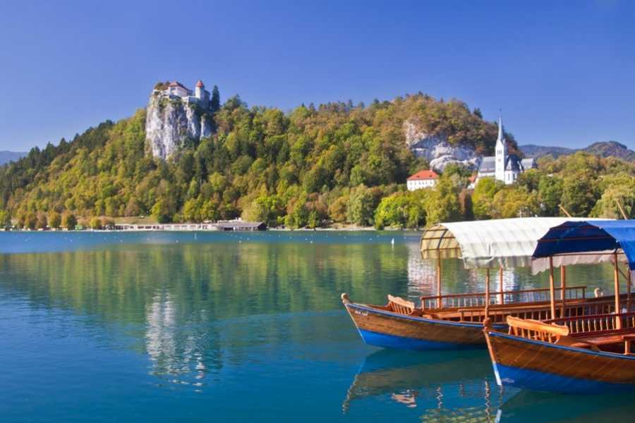 ToDoInSlovenia, brand of Kompas d.d. Private tour to Lake Bled & Medieval Town of Radovljica with Lunch - Taste of Tradition