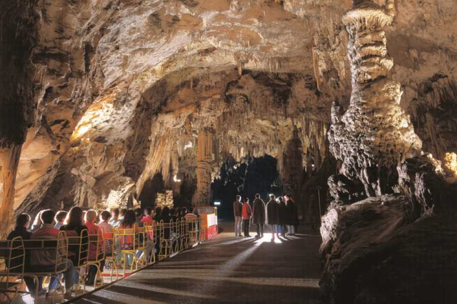 ToDoInSlovenia, brand of Kompas d.d. Private tour Postojna Cave & Predjama Castle - Underground Treasures & Legends