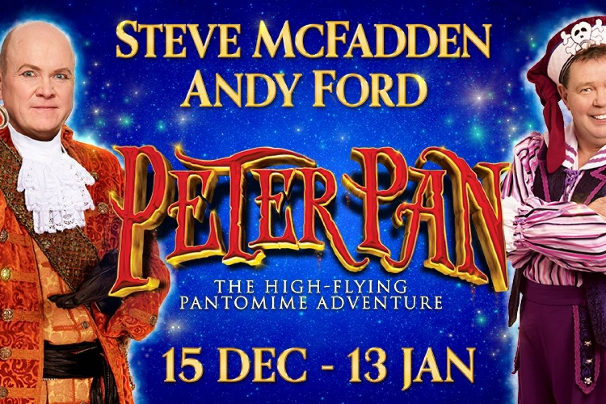 Oates Travel St Ives PETER PAN @ THE THEATRE ROYAL, PLYMOUTH