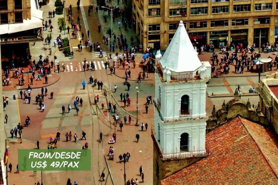 Bogota Henry Tours BOGOTA CITY TOUR PRIVADO 6 HORAS