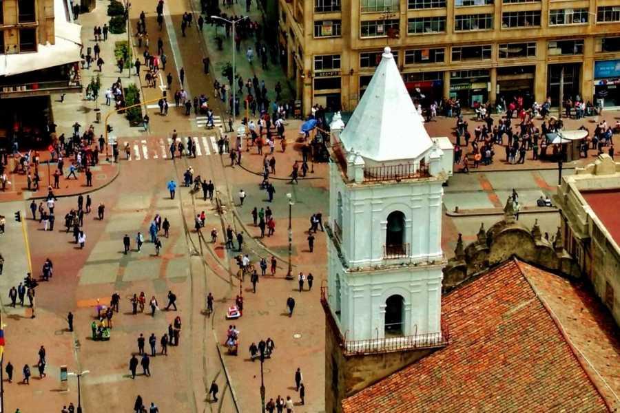 Bogota Henry Tours BOGOTA 6 HOURS,  1-4 PEOPLE  PRIVATE CITY TOUR