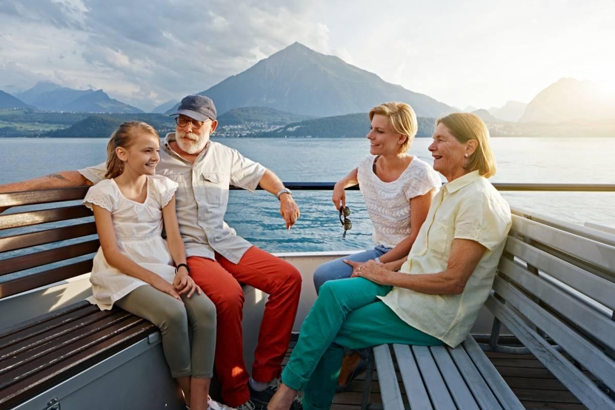 BLS AG, Schifffahrt Day-Pass Special on Mondays