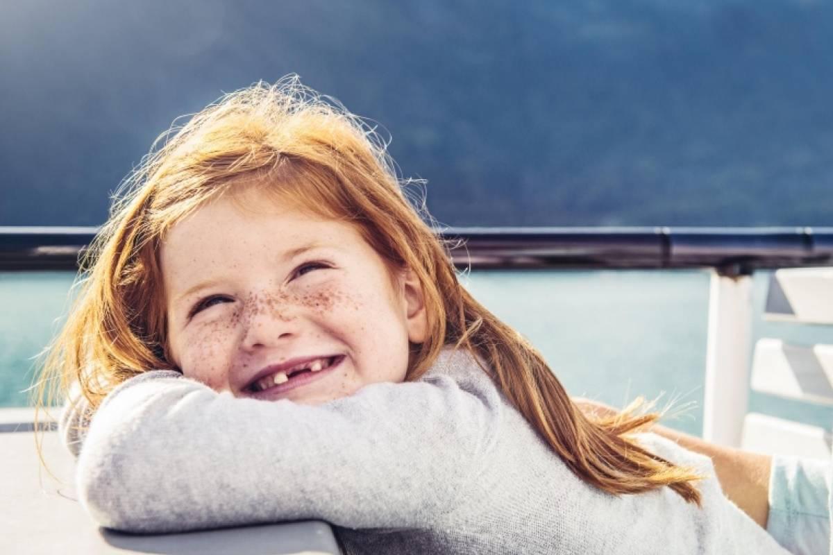 BLS AG, Schifffahrt Childrens Pass