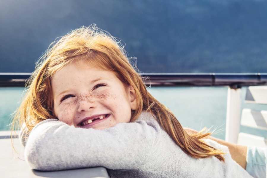 BLS AG, Schifffahrt Carte journalière enfant