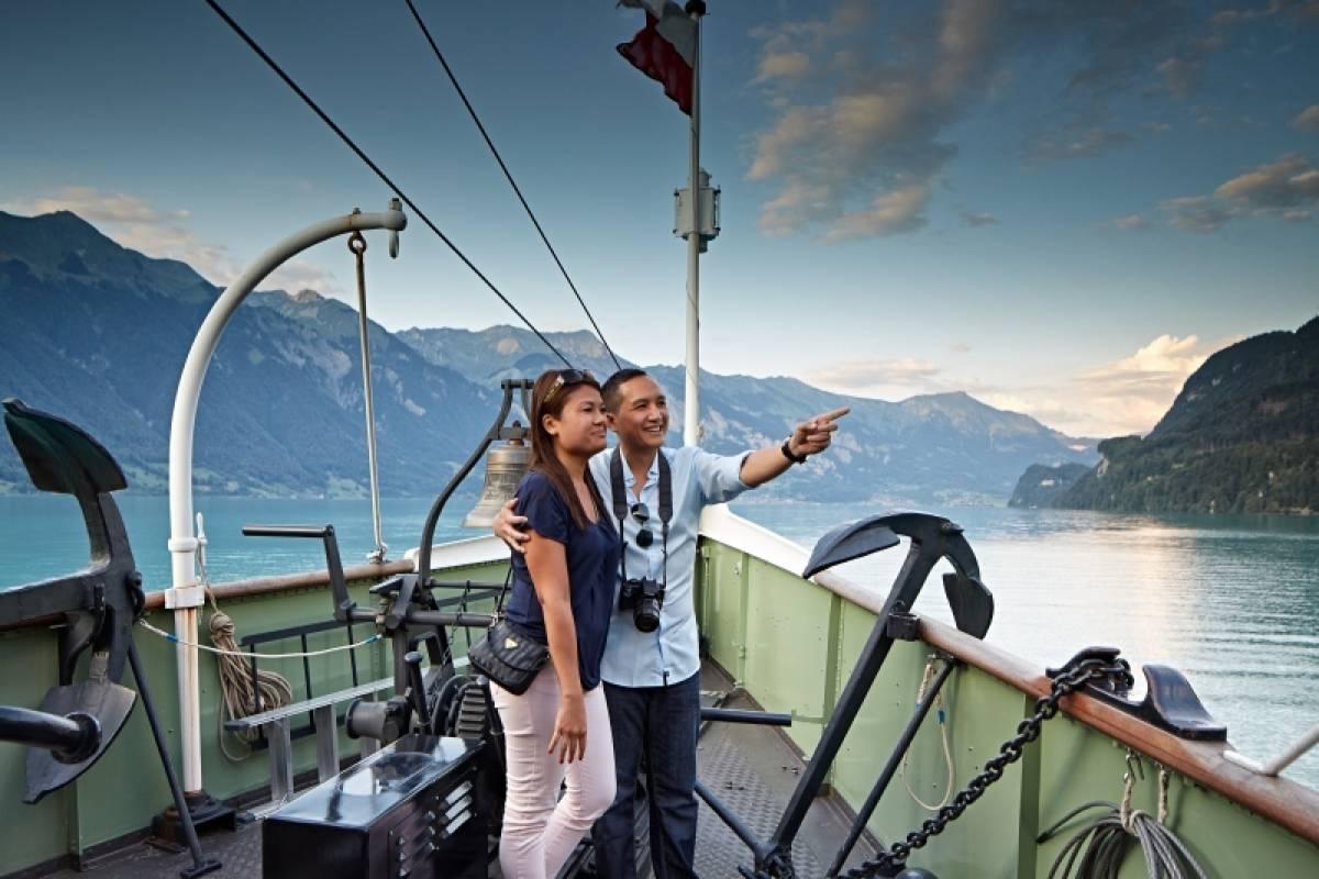 BLS AG, Schifffahrt Day-Pass Lake Thun / Lake Brienz