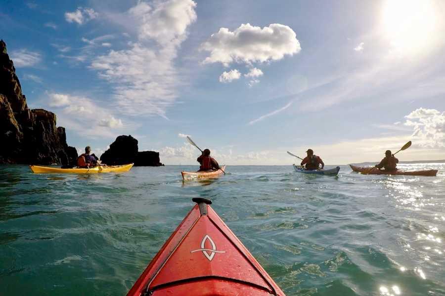 Sea Kayak Devon Ltd -Coastal Discovery- (Full Day)