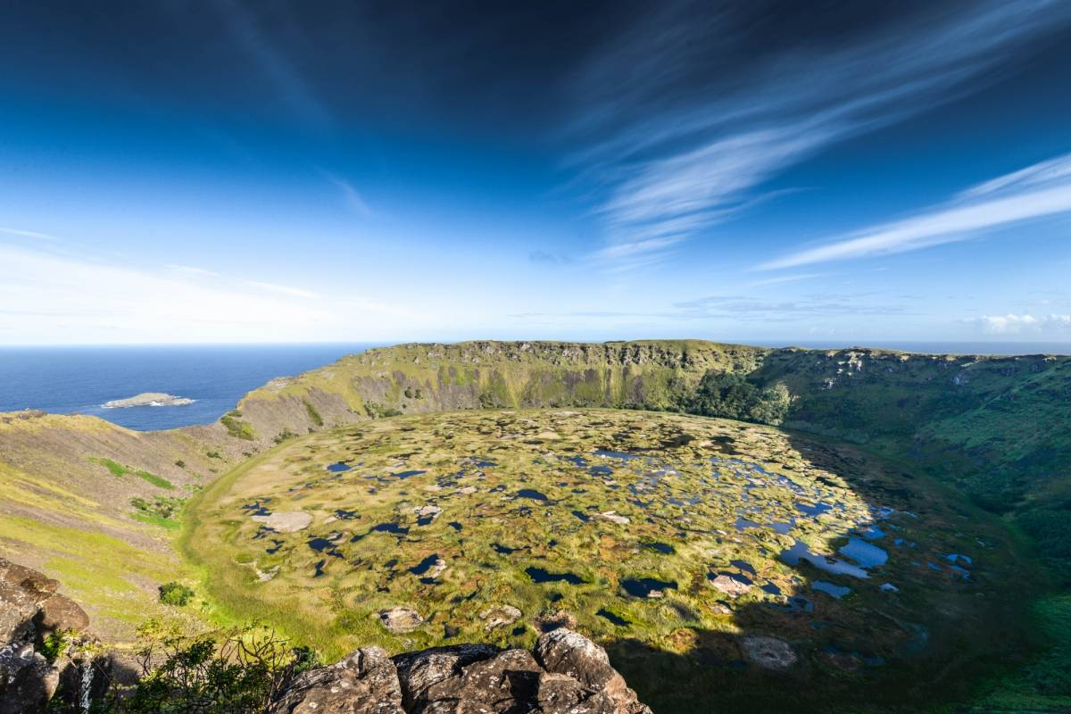 Green Island Tours - Easter Island Historic Pathways Tour