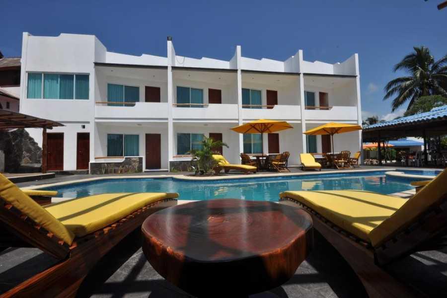 Viajando por Ecuador HOTEL NINFA BAY SUITES