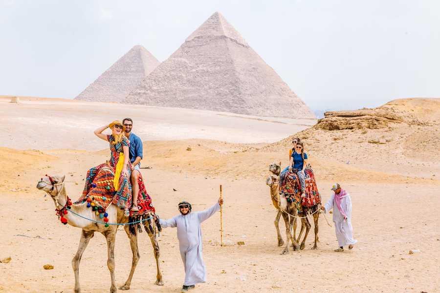 Journey To Egypt Tour to Pyramids & The Egyptian Museum