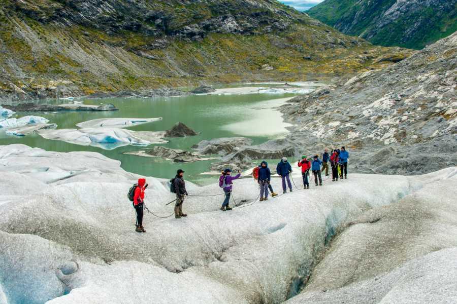 Fjord Active v Håvard Evjestad Glacier Hike, including RIB boat tour