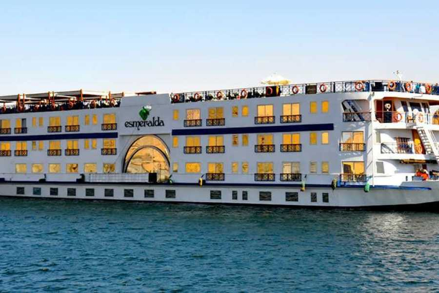 Journey To Egypt Esmeralda Nile Cruise