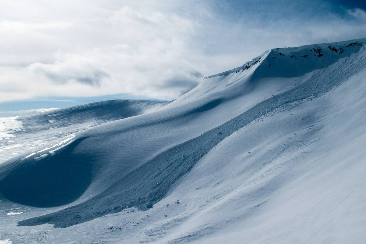 Contrast Adventure Norway Avalanche course Storlidalen February 10th - 11th