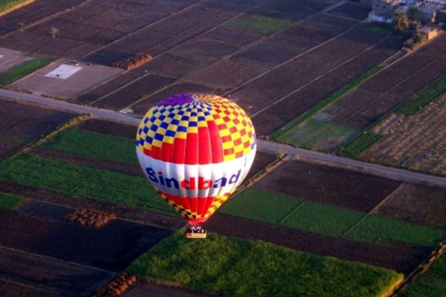 Journey To Egypt Luxor Air Balloon Ride