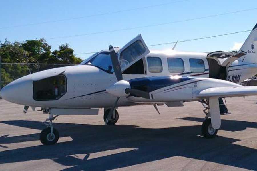 TheRealBahamas LLC Flight: $117 pp. One Way Stella Maris (SML) to/from Exuma (GGT): Stella Maris Resort Air Service