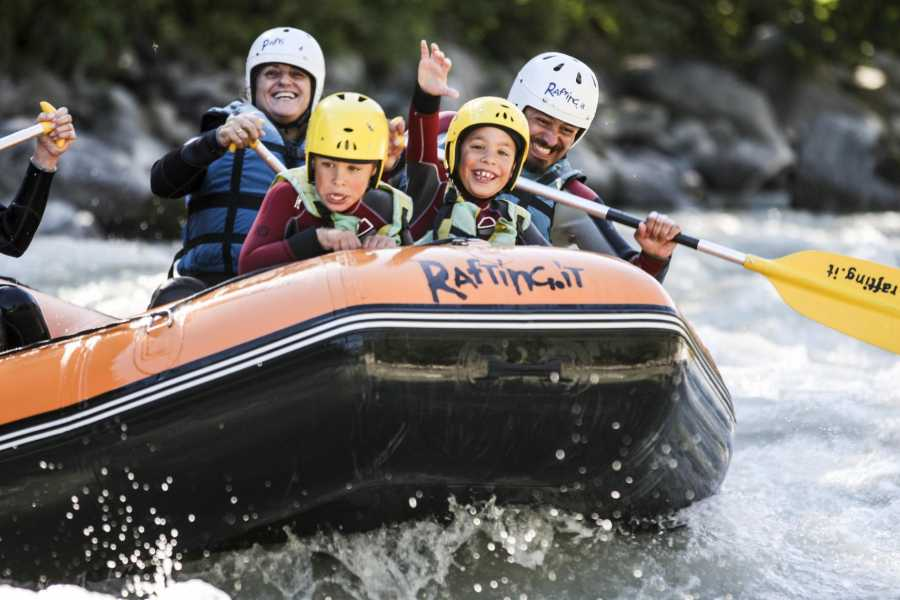 Rafting.it Rafting Familia Bautismo TOP 4pax