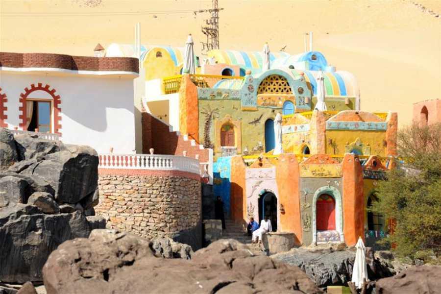 Journey To Egypt Trip To Nubian Village In Aswan