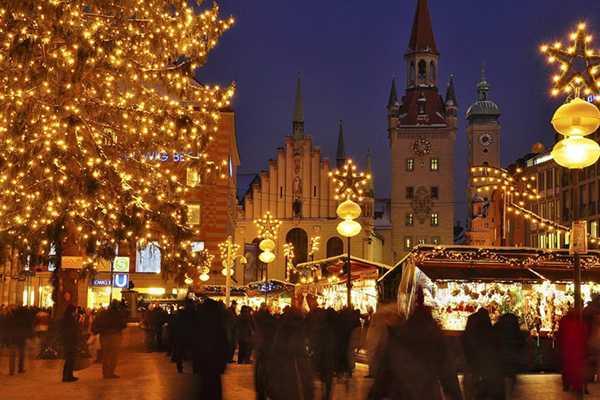 (ES) Mercados de Navidad