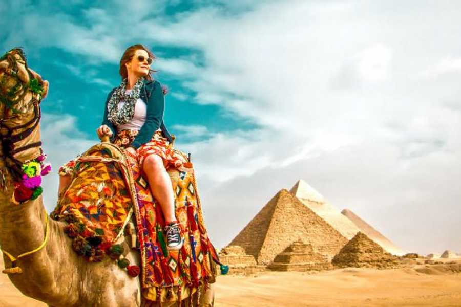 Journey To Egypt Cairo, Aswan& Luxor By Train - 7 Nights