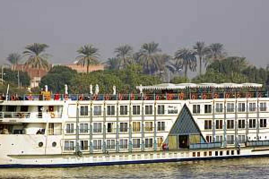 Journey To Egypt MS Princess Sarah Nile Cruise