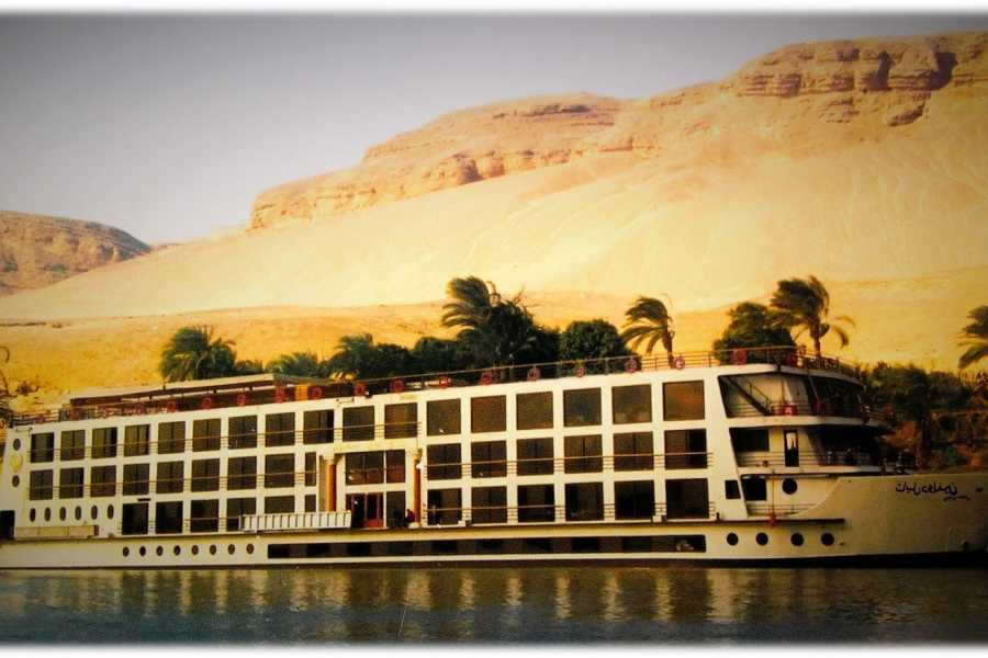 Journey To Egypt MS Nile Dolphin Nile Cruise