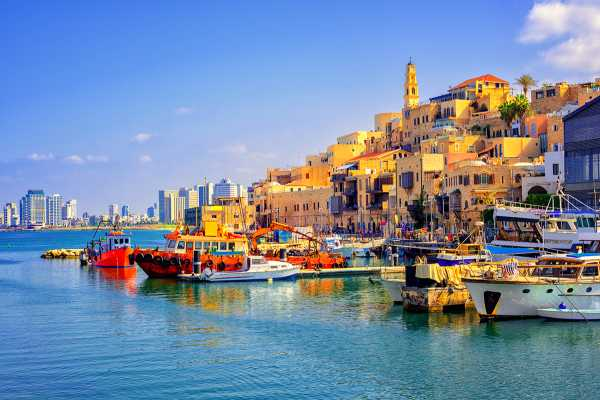 SANDEMANs NEW Tel Aviv Tours FREE Tour of Old Jaffa