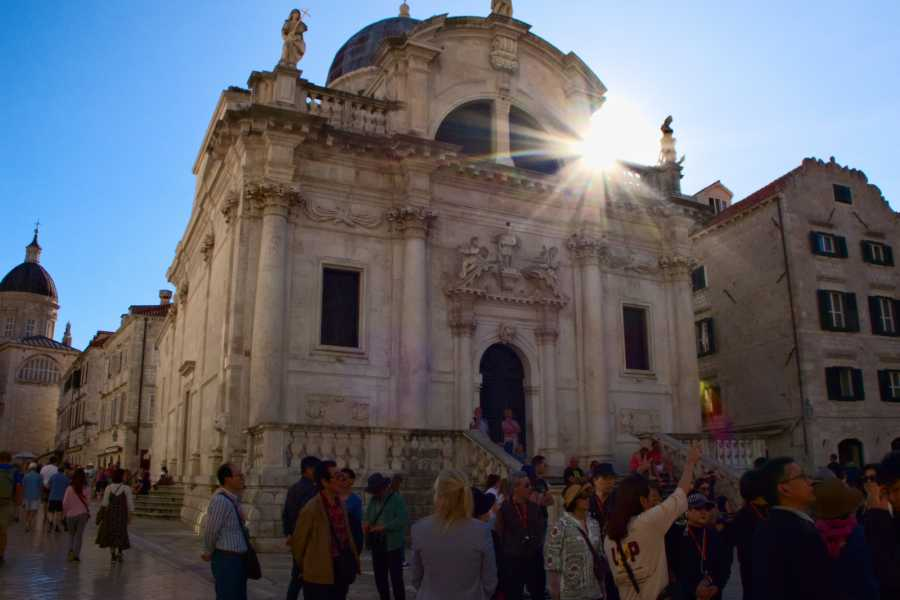 Insider Holidays Dubrovnik Winter Walking Tour