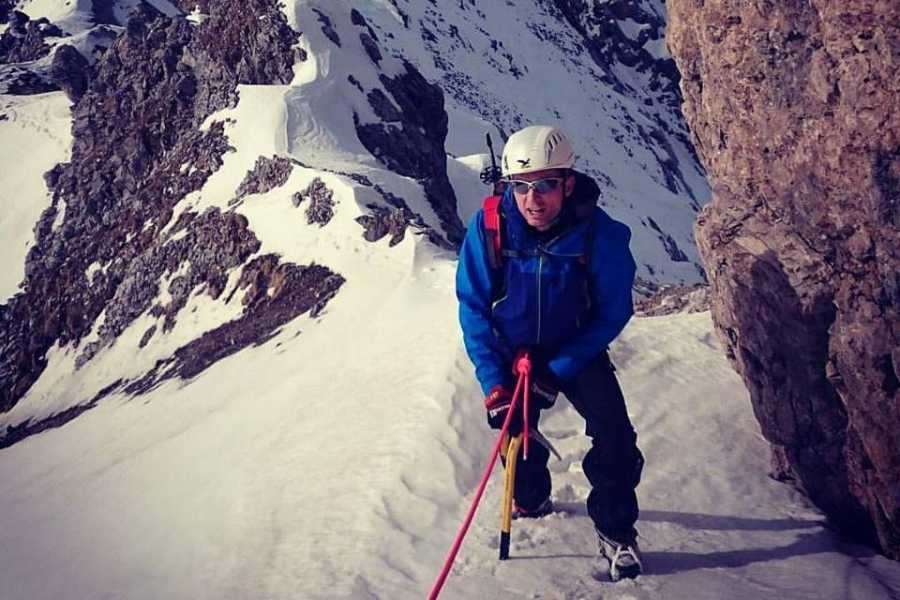 TRAVELSPORT Outdoor Activities STAGE DI ALPINISMO INVERNALE - BASE