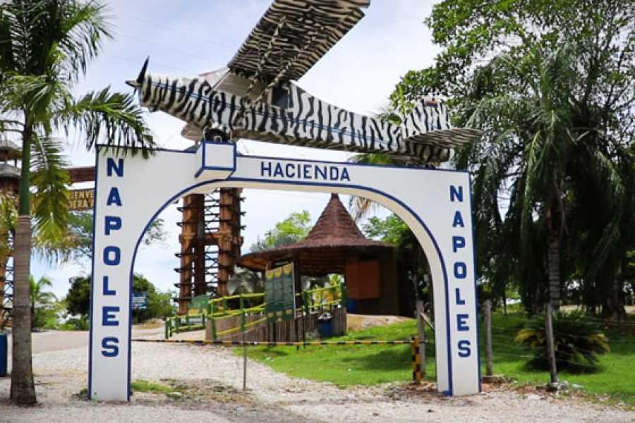 Medellin City Services Pablo Escobar Hacienda Napoles full day tour