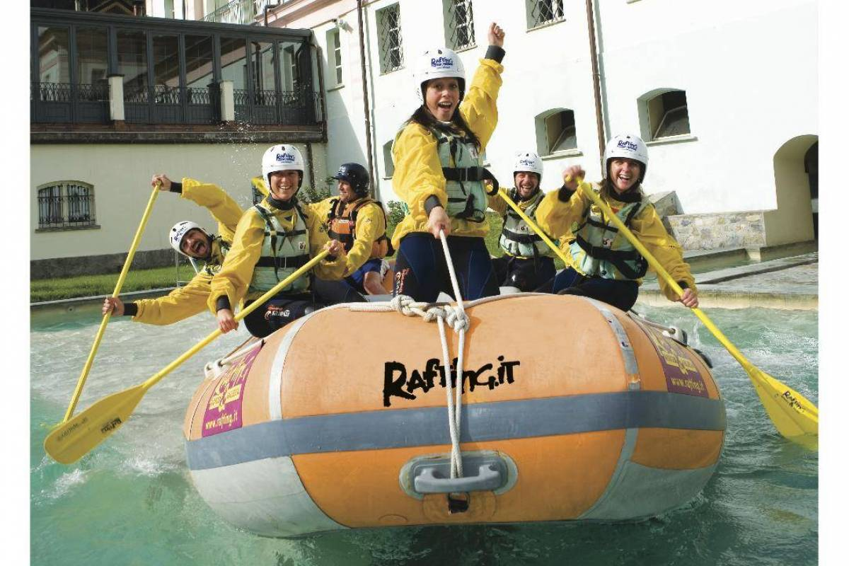 Rafting.it Rafting & Pré Saint Didier SPA EUR 59