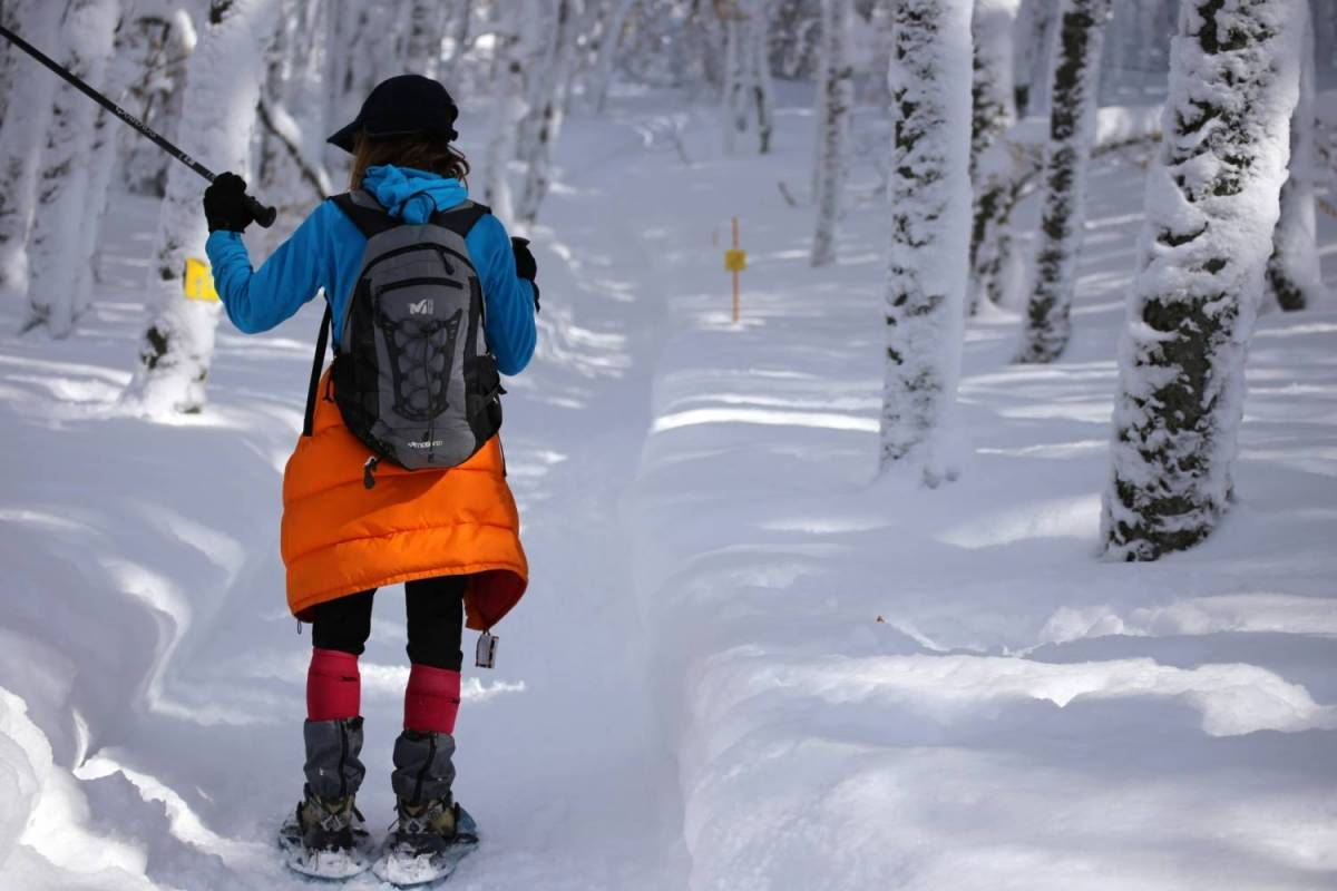 Spa Treks - Activ Adventure Snowshoe days
