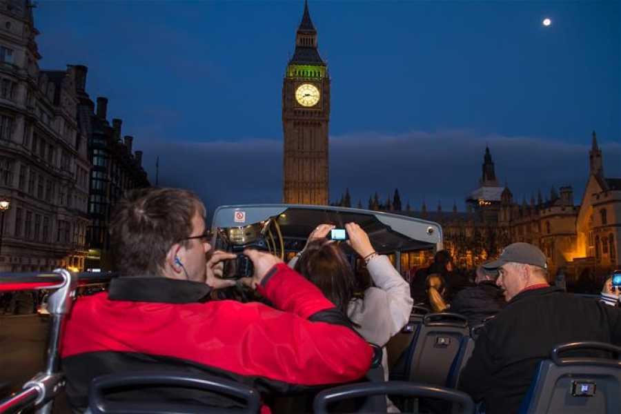 Halal Tourism Britain London Night Bus Sightseeing tour