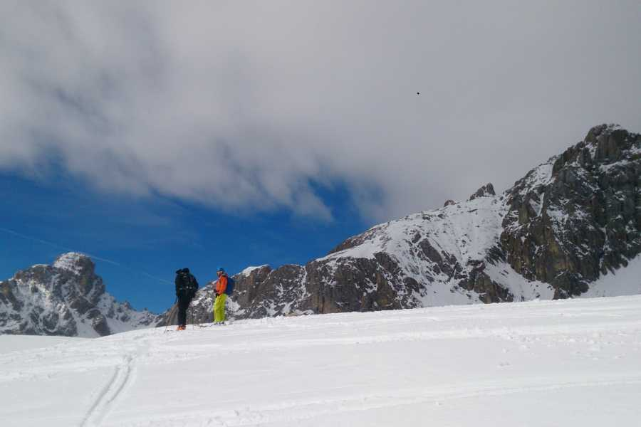 TRAVELSPORT Outdoor Activities FORCA ROSSA - SCIALPINISMO CON VISTA!