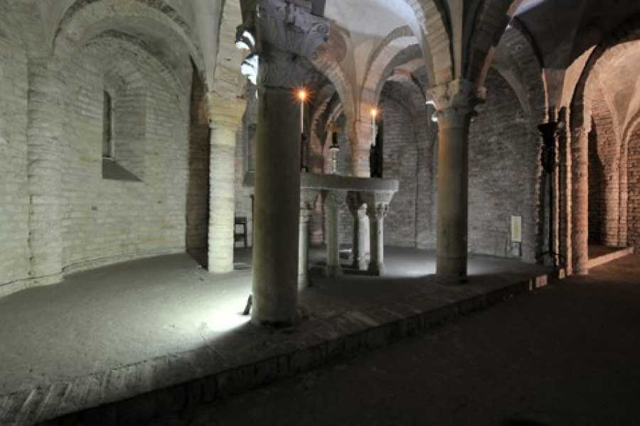 Bologna Welcome Undergrounds of Bologna: crypts of mysteries