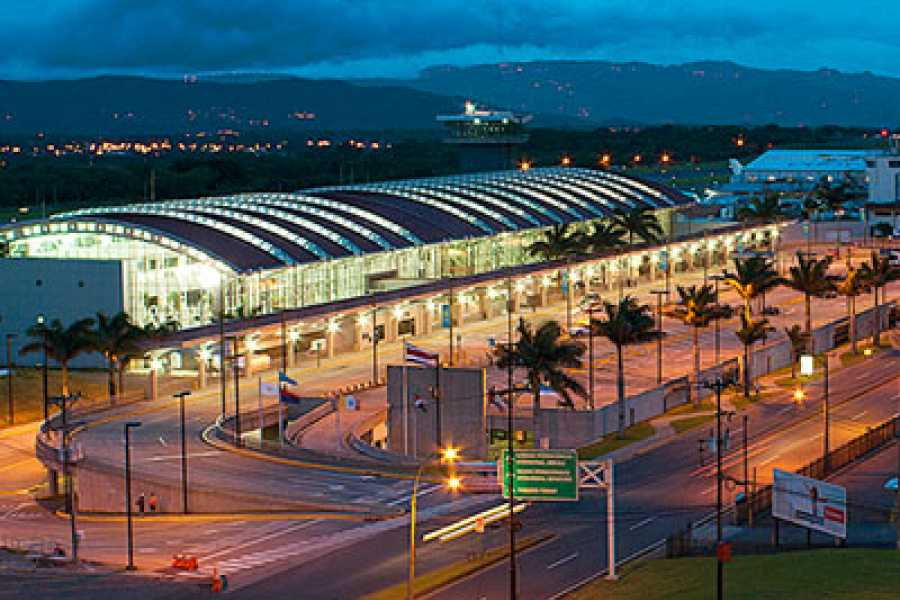 Tour Guanacaste San Jose Airport to North Guanacaste Transportation