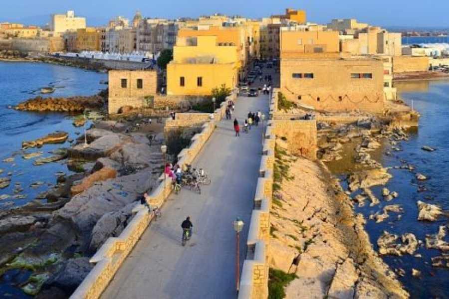 Travel Taste Sicily by Egatour Viaggi Favignana & Trapani - Relax Tour